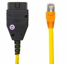 BMW ENET E-SYS OBD2 ICOM Coding Ethernet Interface Kabel für BMW F-Modelleab 08*