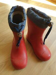 heißer Verkauf online b6184 9ff06 Details zu Jako-o Gummistiefel Gr. 28 Schuhe Jungen Sommer Mädchen rot