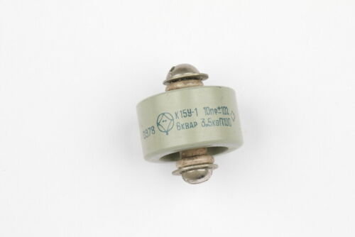 Etc. K15U-1 High Voltage Capacitors KVI-1 К15У-1 КВИ-1