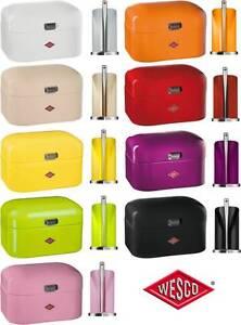 Wesco Porta pane Single Grandy & Contenitore da cucina | eBay