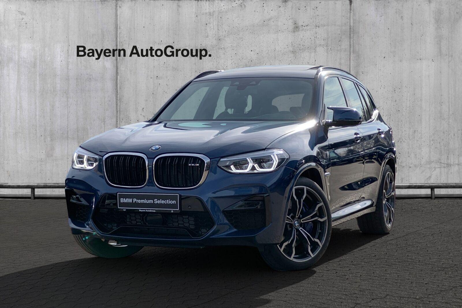 BMW X3 3,0 M xDrive aut. 5d - 1.379.900 kr.