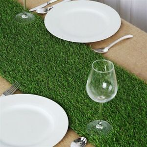 Image Is Loading Green Artificial Gr 12 X 108 034 Table