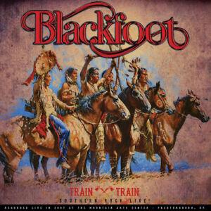 Blackfoot-Train-Train-Southern-Rock-Live-New-Vinyl-LP
