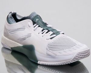 Details about adidas CrazyTrain Elite Men New White Green Training Sneakers AC8062