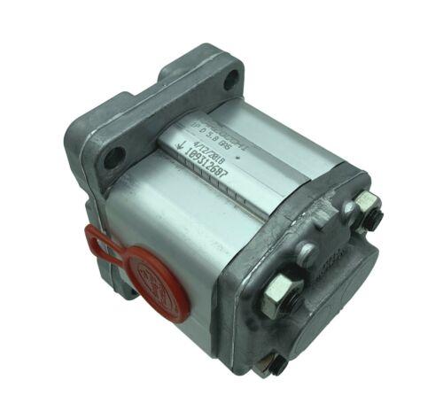 1P-D-5,8 GAS Marzocchi Zahnradpumpe Gear pump