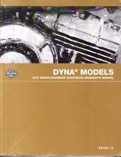 2015 Harley Dyna Super Wide Glide Low Rider Fat Bob Electrical Diagnostic Manual