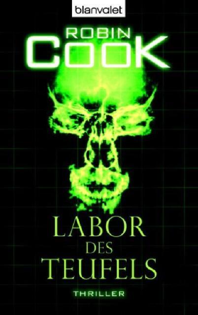 Labor des Teufels von Robin Cook (2007, Taschenbuch)