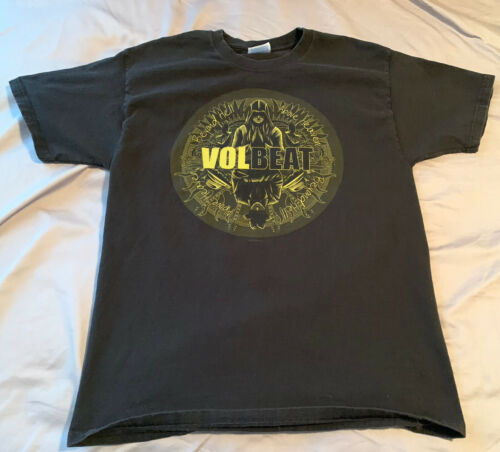 Volbeat Beyond Hell/Above Heaven Vintage Tour T Sh