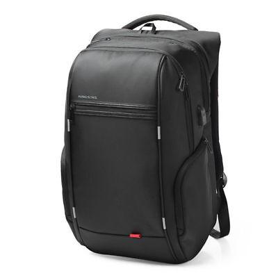 Rucksäcke Gerade Kingson Business Laptop-rucksack 15,6 Notebooks Reise Tasche Geschäfts Schule Dauerhafte Modellierung Notebooktaschen