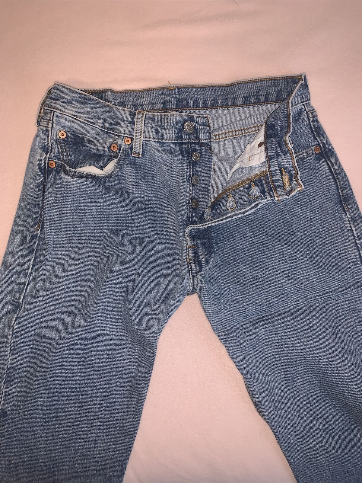 levis 501 made in usa 32x30 - image 2