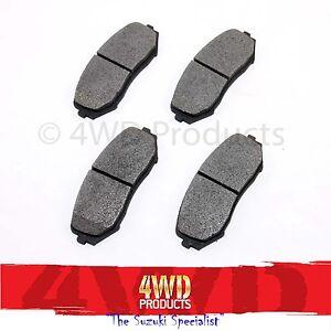 Disc-Brake-Pad-SET-Ultima-Suzuki-Grand-Vitara-JB416-JB420-JB627-3-5D-05-08
