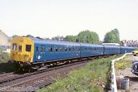 British Rail 4 SUB 4659 Strawberry Hill (B) 1980 Rail Photo