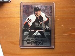 2008-09-UD-Black-Diamond-Rookie-Gems-154-3-Diamonds-Claude-Giroux-Philadelphia
