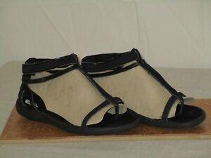 Black Active Gladiator Sandals | eBay