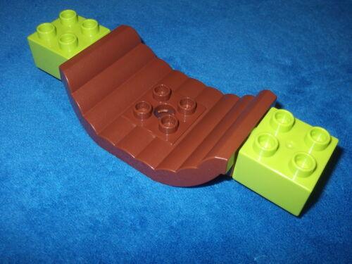 Lego Duplo Ville Arctique Zoo 1 x GRAND PONT nouvelle forme 10803 10805 10804 nouveau