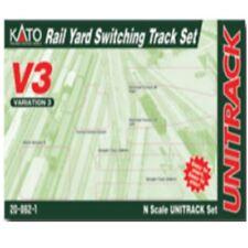 KATO N V3 Rail Yard Switching Set Kat208621