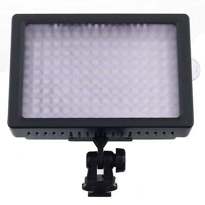 LD-160 LED Video Light Lamp for Canon Nikon Pentax DSLR Camera Camcorder DV AU