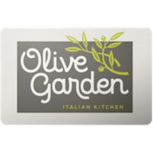 Olive garden gift card 50 value only free shipping ebay for Olive garden gift card specials