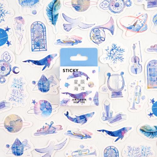 für Papier Dekoration des Albums Etiketten für Tagebuch Aufkleber mit Kästchen