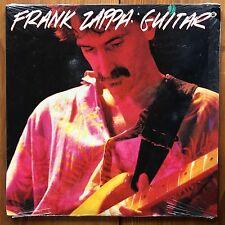 Frank Zappa: Guitar – Avant-Garde Rock-Experimental Rock Double Vinyl LP-Sealed