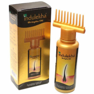 Indulekha-Bringha-Ayurvedic-Hair-Oil-100-ML-Selfie-Bottle-From-India