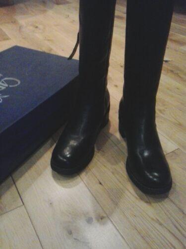 25 Walking Air 25532 7 On 9 40 Caprice Boots Black Size qTtxI