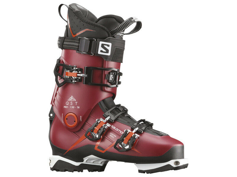 Boots Skiing Freeride All Mountain SALOMON QST PRO 130 TR Dynafit Compatible