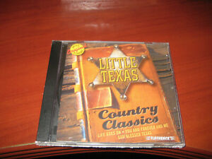 LITTLE-TEXAS-Country-Classics-CD-Brand-New-amp-Factory-Sealed