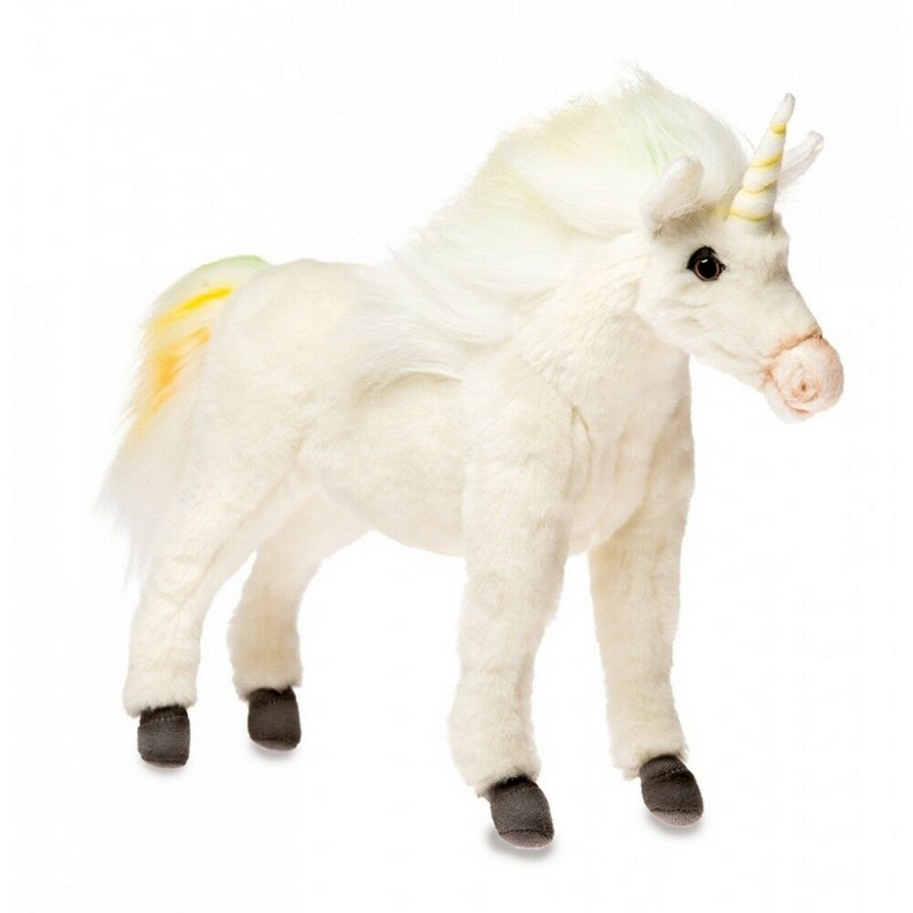 Soft toy Unicorn Unicorn Unicorn 27 cm Realistic Hansa PS 10579 b02794