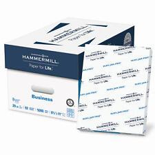 Hammermill Multipurpose 5000 Sheets Printer Copy Paper White 85x11 Case 10 Ream