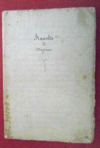 MANOSCRITTO-inizio-900-CIRCA-2000-MASSIME-Pagine-90