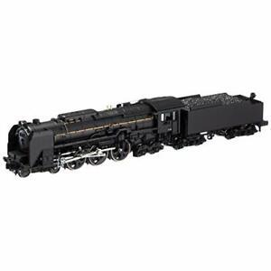 KATO-2017-6-JNR-Steam-Locomotive-Type-C62-Joban-Line-for-Yuzuru-N-scale