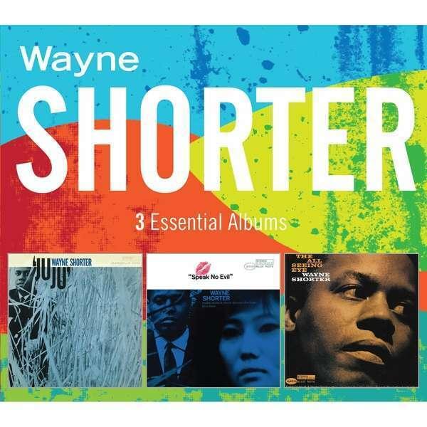 Wayne Shorter - 3 Essential Albums Nuevo CD