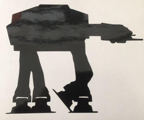 Star Wars en en la etiqueta del vinilo