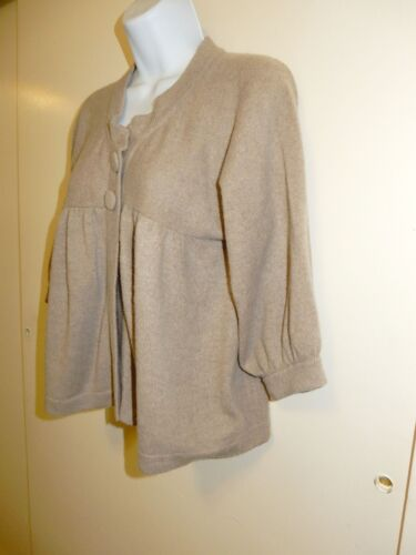 Baby Scoopneck Cardigan 100 Banana S Dolman Republic Sweater shmere Beige pop UFBnYwRIqx