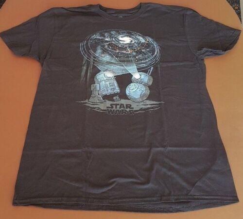 Funko Star Wars Droidi R2-D2 BB-8 T-shirt X-Large XL CONTRABBANDIERI BOUNTY esclusivo