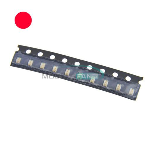 1000pcs Super Bright 0805 SMD SMT LED RED Color Best