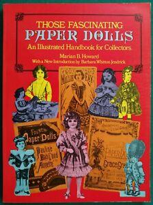 Bambole di carta - Those fascinating paper dolls - Marian Howard - 1981