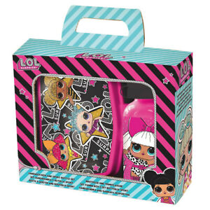 LOL dolls L.O.L. Surprise! Lunch Box and Bottle