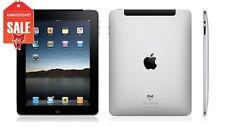 Apple iPad 1st Gen. 16GB, Wi-Fi + Cellular (Unlocked), 9.7in - Black