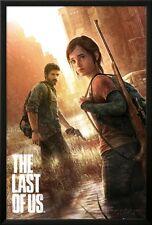 The Last of Us Lamina Framed Poster Print - 26x38