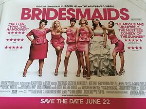 Bridesmaids-Original-Uk-Quad-Poster