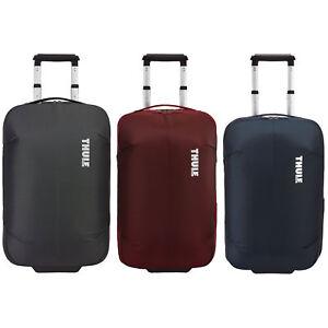 thule subterra carry on 36 liter rollkoffer reise koffer. Black Bedroom Furniture Sets. Home Design Ideas