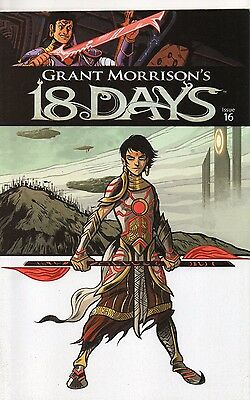 Grant Morrisons 18 Days #18 `16 Chadda// Freire NM Cover A