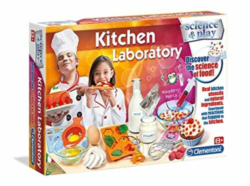 Clementoni Science & Play Kitchen Laboratory Set