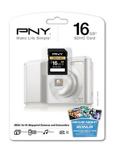 PNY-16G-SDHC-SD-card-for-Nikon-Coolpix-S01-S6500-S6400-S6300-S4300-S3300-camera