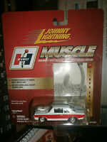 1969 AMC HURST SC /RAMBLER LINDA VAUGHN JOHNNY LIGHTNING JL 1/64