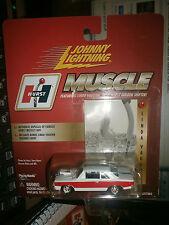 1969 AMC HURST SC /RAMBLER LINDA VAUGHN JOHNNY LIGHTNING JL 1/64