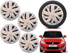 swift 2015 wheel cover 14 inch silver color