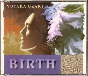YUTAKA-OZAKI-Birth-Tanj-2-CD-Set-Japan-Pop-Rock-w-52-pg-Booklet